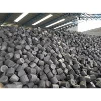 Ash 10% Formed Coke Steelmaking Raw Materials For Metal Melting Manufactures