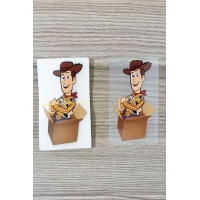 Custom Artwork Heat Transfer Printed Stickers Fabric Stickers Manufactures