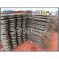 Carbon Steel Waste Heat Exchange Flue Gas Cooler CE ROHS CCC ISO9001 UL Manufactures