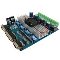 TB6560 4 Axis Driver Board Adapter CNC Router Mill Cut Engraving Laser Printer US DE FR UK Manufactures