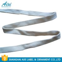 High Tenacity Garment  Accessories / Bags Polyester Woven Tape Manufactures