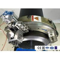 Buy cheap High Strength Electric Pipe Cutting And Beveling Machine OD Mounted Orbital from wholesalers