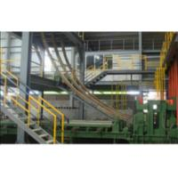 China Industrial Steel Continuous Billet Casting Machine 30000 - 50000 T/Y Capacity on sale
