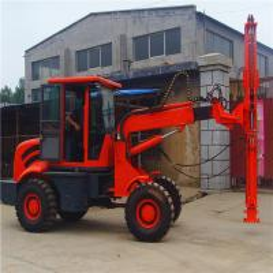 Ground Screw Machine Manufacturers GS 2000 Manufactures