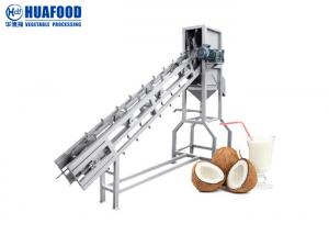 CE ISO Fruit And Vegetable Processing Line Coconut Processing Line Manufactures