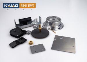 Rapid Prototyping Laser Anodizing Milling Hardware Metal Machining Service Manufactures