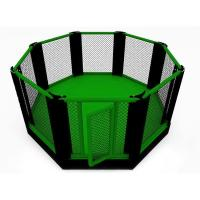 Customized professional octagon training style floor MMAcage Manufactures