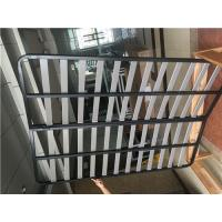 Buy cheap E1 Standard Metal Frame Slatted Bed Base With Powder Coating 1.0mm Diameter from wholesalers