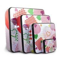 wholesale square holiday tins company Manufactures