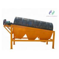 Smooth Operation Mini Trommel Screen Gold Mining Equipment Low Noise Manufactures
