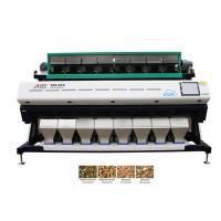Intelligent Ejection System Nuts Color Sorter Stable Data Transmission Manufactures