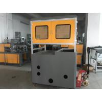 Stable Automatic Visual Positioning Machine , Food Box Making Machine Low Noise Manufactures