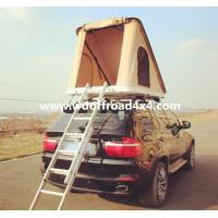 New Side Open Hard Sided Roof Top Tent, ABS Lid Triangle Roof Top Tent Manufactures