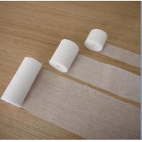 Hospital Use Soft Medical Gauze Swab Roll Pure White Color 100% Cotton Manufactures