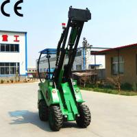 DY620 hot 4 wheel drive mini agricultural/garden farm loader Manufactures