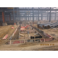 L50x5 Angle Steel PVC Doors Windows Q235 Warehouse Steel Frame Manufactures