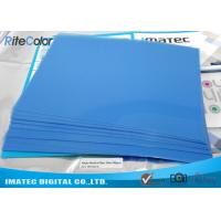 Buy cheap Blue Medical Imaging Film X - ray , Hospital Blue Sensitive Film 280gsm from wholesalers
