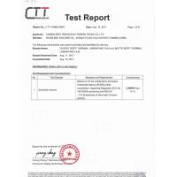 Xiamen After-printing Finishing Supplies Co.,Ltd Certifications