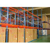 Quality Factory Storage Metal Rack / Pallet Warehouse Racking With Loading Duty 200kgs - 6000kgs for sale