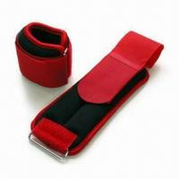 Soft Wrist or Ankle Weight, Used as Aerobic Accessories Manufactures