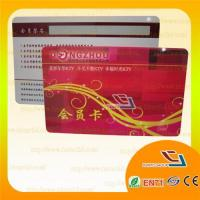Buy cheap Plastic Membership Card with Signature Panel from wholesalers