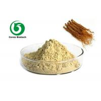 Pure Natural Red Ginseng Extract Powder Ginsenoside 10% For Improving Immune Manufactures