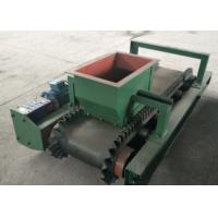 High Capacity Weighing Belt Conveyor Variable Frequency Motor Type Manufactures