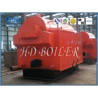 High - Efficient High Pressure Biomass Steam Boiler Horizontal For Industry Manufactures