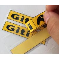 3D Raised Heat Transfer Patches Custom Tagless Labels For Outdoor Garment Manufactures