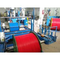 Buy cheap 0.5 Mm2 Copper Wire And Cable Extrusion Machine With Mitsubishi Belt from wholesalers