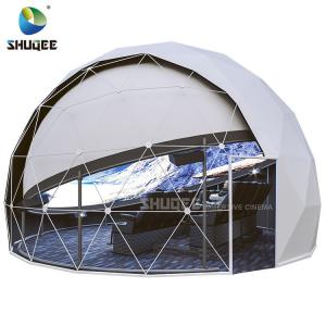 360 Projection Dome Cinema 3D Dome Planetarium for Exhibition and Events Manufactures