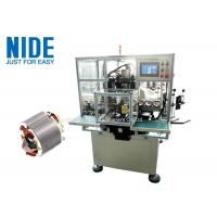 Two Poles Motor Stator Winding Machine Automatic With Touch Screen Manufactures