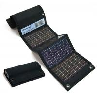 Green Power Supply Solar Panel Charger Portable With 4PCS Connectors And 2PCS Solar Panels Manufactures
