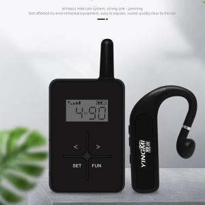 Simultaneous Interpretation Bluetooth Tour Guide System Noiseless Explanation Manufactures