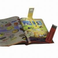 Book light for promotional and gift purposes, made of plastic, available in various colors Manufactures