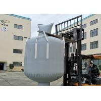 Industrial Multi Trip Bulk Storage Bags , Welded Construction Bulk Container Bags Manufactures
