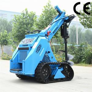 500kg mini skid loader MS500 wheel loader with CE Manufactures