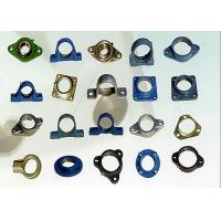 Standard Spherical OD Insert Ball Bearing Units , Bearing Blocks Housings Manufactures