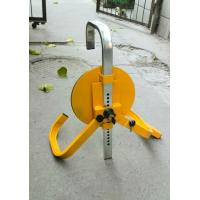 China steel car wheel tire lock for hot sale with heavy duty on sale