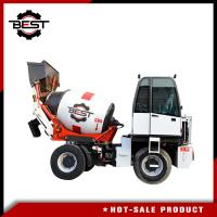 Buy cheap BST -1500 Cement Mixing Truck / Self Loading Mixer Truck With One Year Warranty from wholesalers
