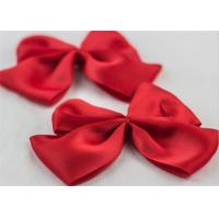 Red Bow Tie Ribbon Manufactures