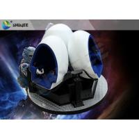 360° Rotate Platform 9D Diverse Cinema With Customizable Chair Manufactures