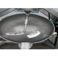 Multifunction Automatic Wok Cooker , Different Capacity Automatic Stir Fry Wok Manufactures
