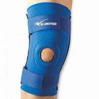 Knee Stabilizer with Velcro Strap Manufactures
