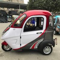 1000w 60V 25km/H Electric Enclosed Cabin Scooter Manufactures