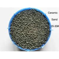 Casting Drainage 20/40# Fused Ceramic Foundry Sand Manufactures