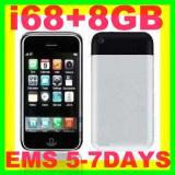 8GB I68+ Quadband Cell Phone Unlocked I9 At&T T-Mobile Manufactures