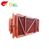 Buy cheap Power Plant Gas Fired Boiler Boiler parts Corrosion Resistance Condensing from wholesalers