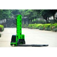Buy cheap Convenient 500kg Electric Pallet Forklift , Self - Loading Pallet Lifting from wholesalers
