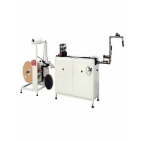 220v 5/16'' 3/8'' Double Loop Wire Forming Machine For Nylon Coated Wire Manufactures